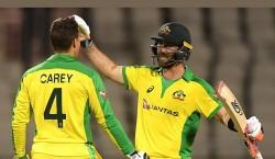 Eng Vs Aus Australia Won The Series By Thrilling Win In Last Odi Glenn Maxwell Alex Carey Tons