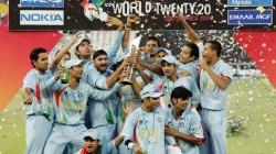 T20 World Cup Win Anniversary Fan Accused Harbhajan Singh Of Cropping Ms Dhoni From Picture