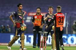 Ipl 2020 Sunrisers Hyderabad Vs Kolkata Knight Riders Here Is The Reasons Behind Kkr Second Defeat