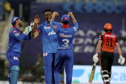 Ipl 2020 Dc Bowler Kagiso Rabada Made New Record By Performing In Last 10 Matches