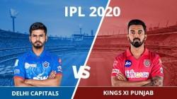 Dc Vs Kxip Ipl 2020 Delhi Vs Punjab 2nd Match Toss Time Cricket Score Playing