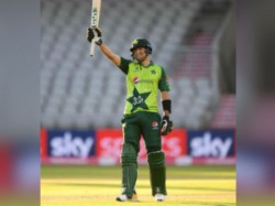 England Vs Pakistan Haider Ali Slams 28 Balls Fifty In His Debut Match Create Huge Record