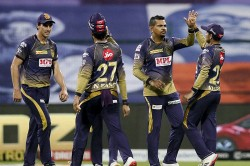 Kkr Vs Srh Dream 11 Ipl 2020 Shubhman Gill Eoin Morgan Lead First Win In League Beats Srh By 7 Wicke