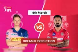 Rr Vs Kxip Ipl 2020 Match 9 Best Dream 11 Fantasy League Team Players Match Predictions
