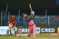 Kxip Vs Rr Match 9 Ipl 2020 Rajasthan Royals Chase Down 224 Runs Won Against Kings Xi Punjab Sarjah