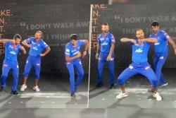 Ipl 2020 Watch Viral Video Of Dancing R Ashwin With Shikhar Dhawan Ahead Of Indian Premier League