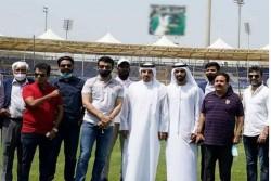 Ipl 2020 Bcci President Sourav Ganguly Shared Photos Blurred Background Of Pakistani Cricketer