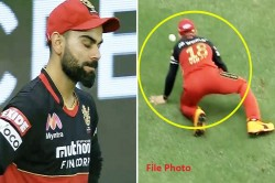 Virat Kohli Trolled On Social Media After Dropped Two Catches Of Kl Rahul