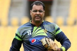 Waqar Younis Could Not Reach His Father S Funeral Too