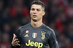 Star Footballer Cristiano Ronaldo Test Positive For Covid