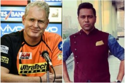 Ipl 2020 Tom Moody Reacts After Aakash Chopra Gives Two Names For The Final