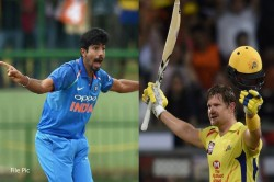 Ipl 2020 Shane Watsons Choose Top 5 Bowlers In T20 Format Jasprit Bumrah In His List