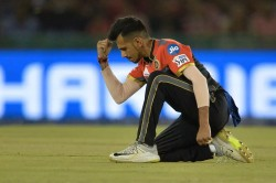 Yuzvendra Chahal Said Purple Catch Is Not A Concern The Team Focus Is On Winning The Trophy