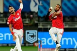 Ipl 2020 Kxip Drilled Hyderabad In Death Overs Chris Jordan Arshdeep Singh Took 7 Wickets In 15 Runs