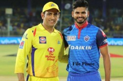 Dc Vs Csk Suspense On Playing Shreyas Iyer Dhoni Can Give Chance To Imran Tahir