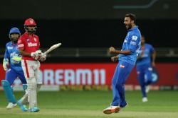 Delhi Vs Punjab Match 38 Highlights Shikhar Dhawan Century Vain Kxip Defeated Dc Won By 5 Wickets