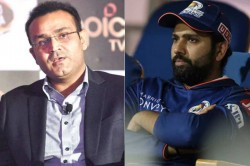 Virender Sehwag Lashes Out At Bcci For Not Taking Rohit Sharma For Australia Tour