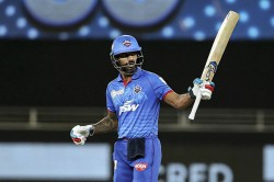 Ipl 2020 Shikhar Dhawan 5 Top Scores In Ipl 4 Times He Was Not Out And His Team Won
