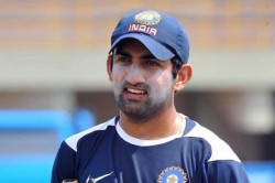 Birthday Special The Journey Of Gautam Gambhir Cricket Career Done Big Things But Still Not In Discu