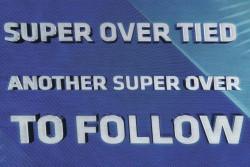 Ipl 2020 What Happened If Score Has Been Tied In Super Over Twice How Rule Decide Winner