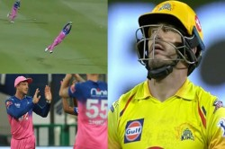 Ipl 2020 Jos Buttler Caught Great Catch By Jumping In The Air The Batsman Was Left Watching