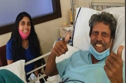 Kapil Dev S First Picture Came Out Of Hospital News Of Relief For Fans