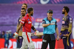 Kkr Vs Kxip Ipl 2020 Match 46 Toss Update Kings Xi Punjab Have Won The Toss And Have Opted To Field