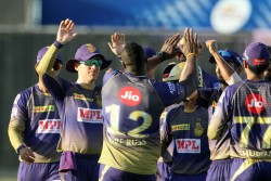 Ipl 2020 Kkr Vs Srh Match 35 Match Tied Kolkata Knight Riders Won The Super Over