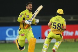 Ipl 2020 Csk Vs Rr Ms Dhoni Creates History Becomes The First Ever Player To Play 200 Matches In Ipl