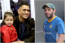 Shahid Afridi Reacts On Social Media Threats Given To Csk Captain Ms Dhoni Family