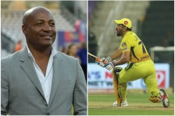 Ipl 2020 Brian Lara Surprised By Csk Batting Says Things Are Not Going Good For Ms Dhoni