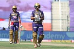 Kxip Vs Kkr Nitish Rana Gets Most Funny Run Out Of Ipl 2020 Against Punjab