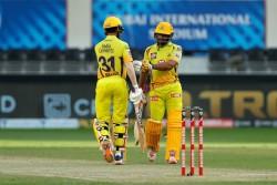 Csk Vs Rcb Ruturaj Gaikwad Slams 1st Half Century Of His Ipl Career Lead Csk Won By 8 Wickets
