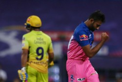 Rr Vs Csk Rajathan Bowlers Restricted Chennai In Abu Dhabi Stopped At Lowest Score Of Ipl
