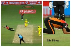 Ipl 2020 Sandeep Sharma Dropped The Catch Yet His Efforts Are Getting Praised