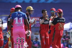 Rr Vs Rcb Ipl 2021 Match 16 Virat Kohli Led Rcb Won The Toss Opt To Bowl First Know Playing