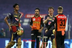 Ipl 2020 Sunrisers Hyderabad Vs Kolkata Knight Riders 35th Match