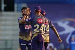 Ipl 2020 Delhi Vs Kolkata Mystery Spinner Varun Chakravarthy Took 5 Wicket Haul Became First Bowler