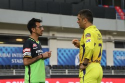 Ipl 2020 Yuzvendra Chahal Writes Emotional Post For Ms Dhoni Says Someone Who Guides Me On Right Pat