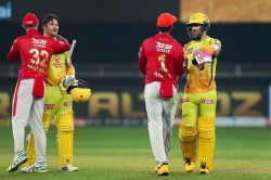 Ipl 2020 Csk Vs Kxip Predicted Playing Eleven Head To Head