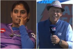 Danny Morrison Is Facing Criticism For His Choice Of Words In Front Of Mithali Raj