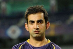 Covid Positive Case In Gautam Gambhir Home Ex Cricketer Went To Self Isolate