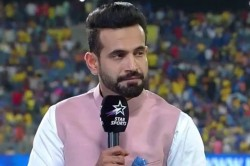 Wtc Final Irfan Pathan Disappointed With Performance Of India Batsmen