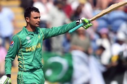 Fakhar Zaman Will Not Be Able To Visit New Zealand See Signs Of Corona