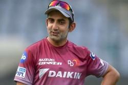 Gautam Gambhir S Prediction Who Will Be The Next Captain Of Mumbai Indians