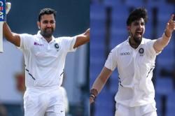 Australia Vs India 1st Odi Virat Kohli Slams Rohit Sharma Ishant Sharma For Not Coming Australia