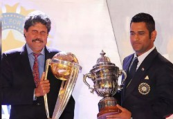 Here Is Kapil Dev 11 Team In Which Ms Dhoni Cements His Place As Wicket Keeper