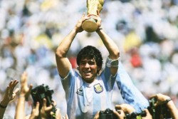 Legendary Argentian Footballer Diego Maradona Passed Away At The Age Of 60 Due To Heart Attack