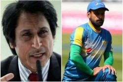 Mohammad Hafeez Questions On Ramiz Raja Game Awareness Says His 12 Year Son Is Better In It