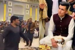 Viral Video Kings Xi Punjab Spinner Mujeeb Ur Rahman Gets Married See Afghanistan Cricketers Dancing